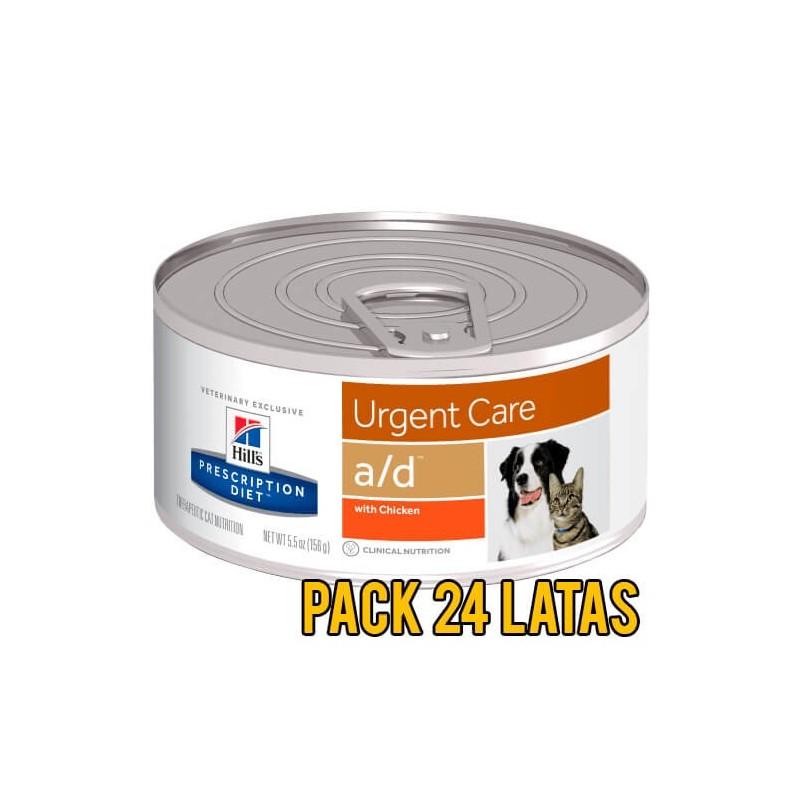 Pack 24 Latas Hills a/d Urgent Care