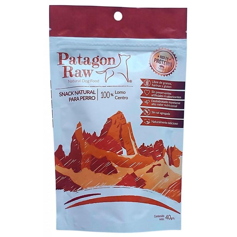 Patagon Raw Canino Lomo Centro
