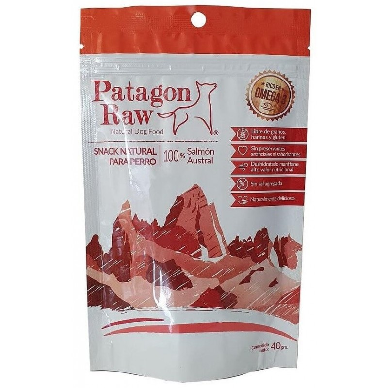 Patagon Raw Canino Salmon Austral 40g