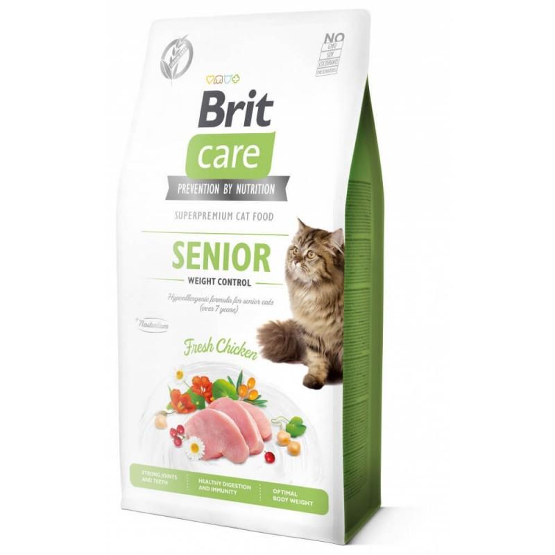 Brit Care Cat Senior 2kg
