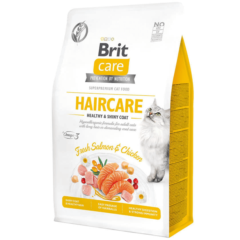 Brit Care Cat Haircare 2kg