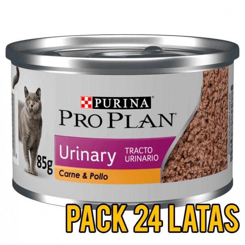 Pack 24 Latas ProPlan Urinary Felino