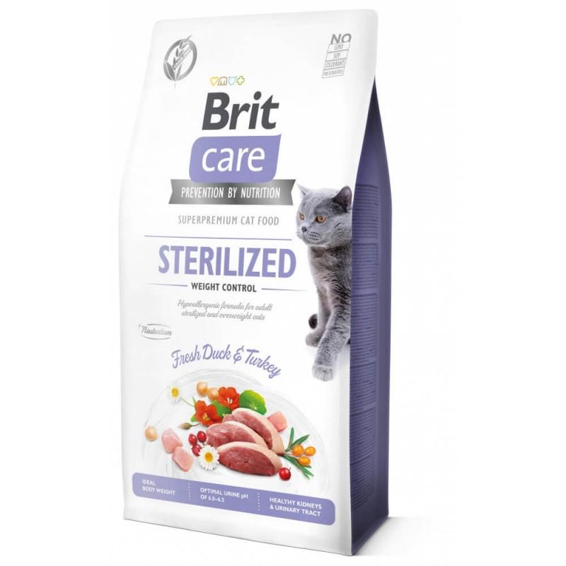 Brit Care Cat Sterilized Weight Control 2kg
