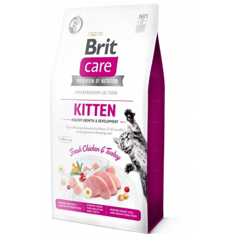 Brit Care Cat Kitten 2kg