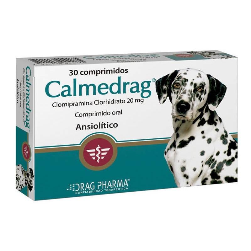 Calmedrag - 30 comprimidos