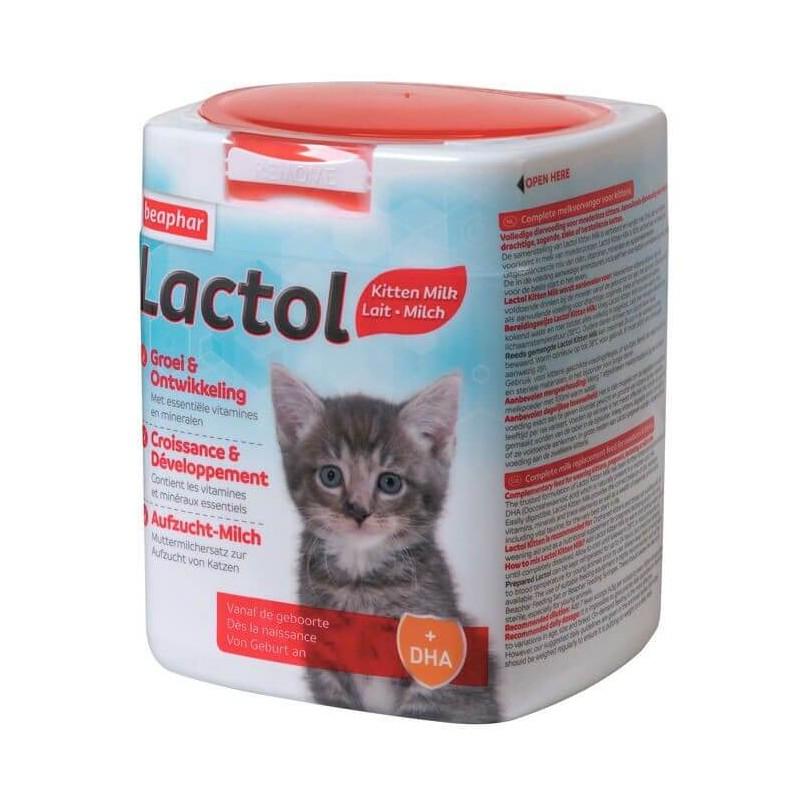 Lactol Gatos Kitten Milk 500g