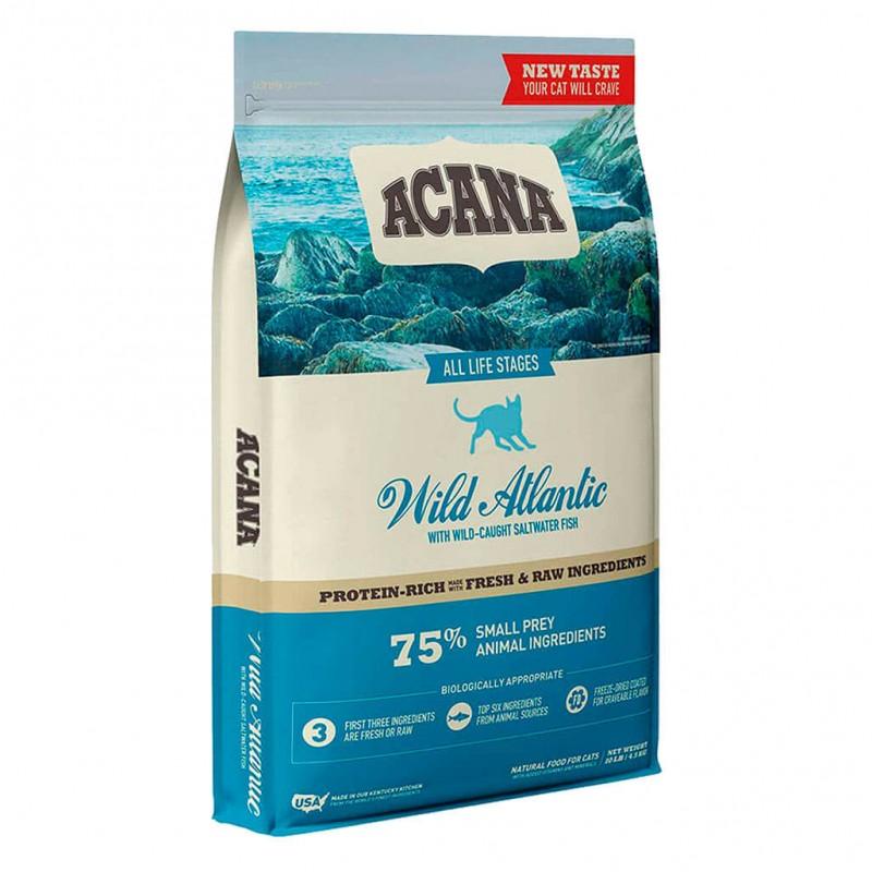 ACANA Wild Atlantic Cat 4,5kg