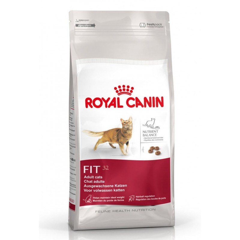 Royal Canin Fit 1,5kg ALIMENTO PARA GATOS