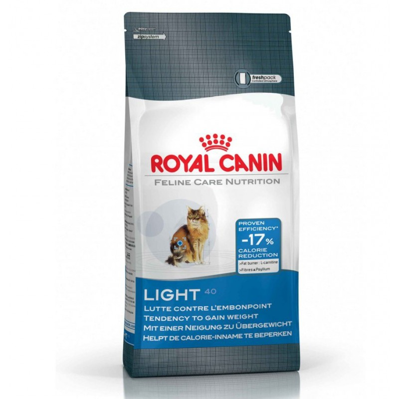 Royal Canin Light 1,5kg ALIMENTO PARA GATOS