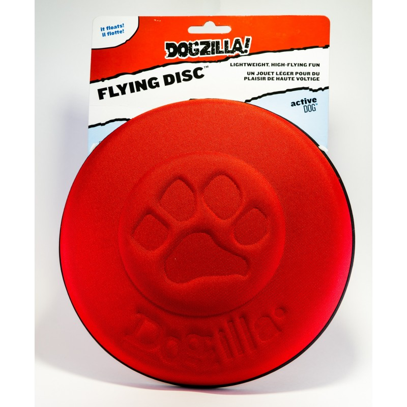 Dogzilla Flying Disk Disco Volador