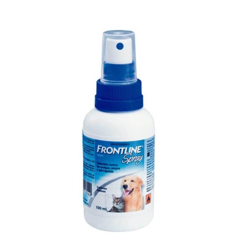 Frontline Spray 100ml Antiparasitarios