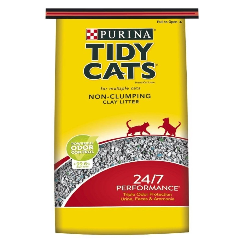 Arena TIDY CATS 4,5Kg Arenas Sanitarias
