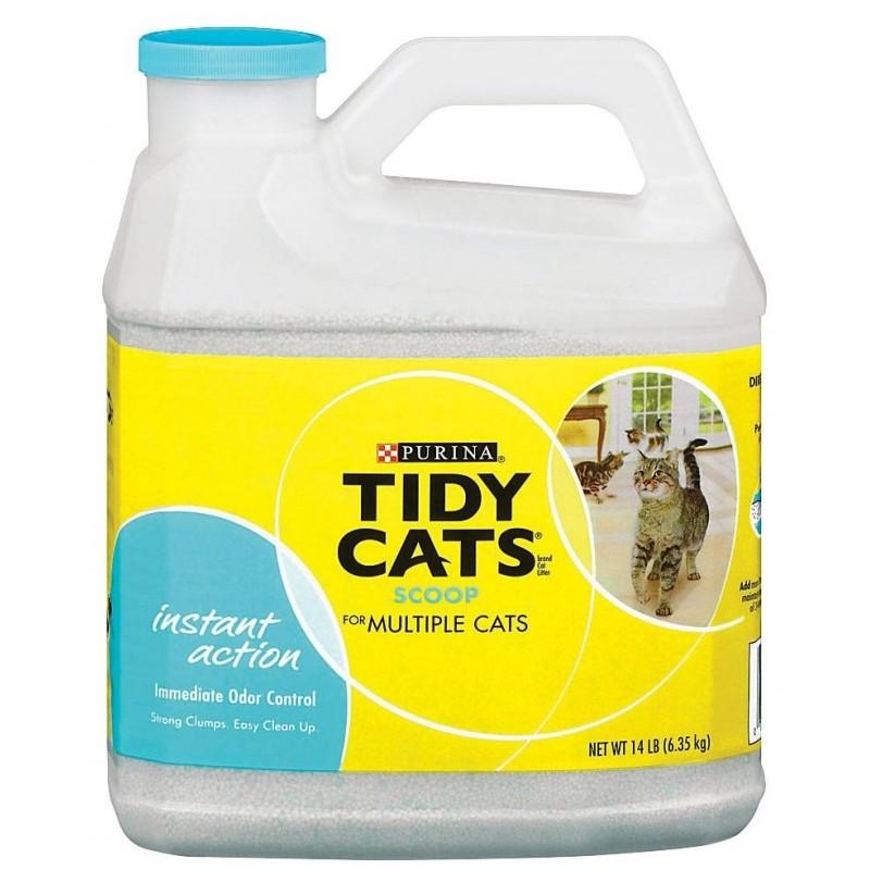 Arena Bidón TIDY CAT SCOOP 6,35Kg