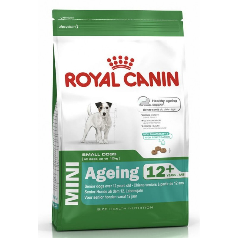Royal Canin Mini Ageing 12+ 2,5kg ALIMENTO PARA PERROS