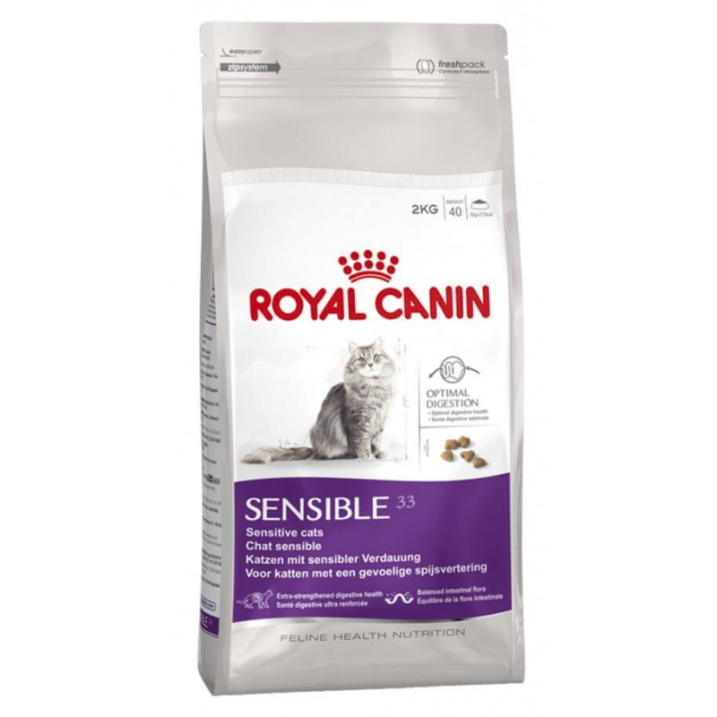 Royal Canin Sensible 1,5kg ALIMENTO PARA GATOS