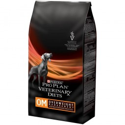 ProPlan Veterinary OM Overweight 1,5kg Management