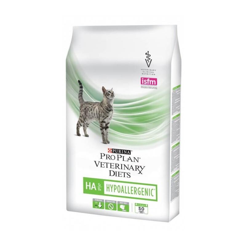 ProPlan Veterinary HA Hypoallergenic 1,3kg Felino Alimentos medicados Gatos