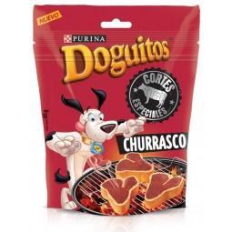 Doguitos Churrasco de carne Snack y Premios