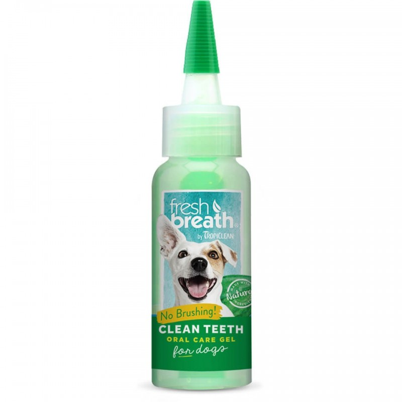 TropiClean Fresh Breath Oral Gel 118ml