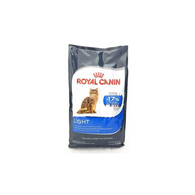 Royal Canin Light 7,5kg ALIMENTO PARA GATOS