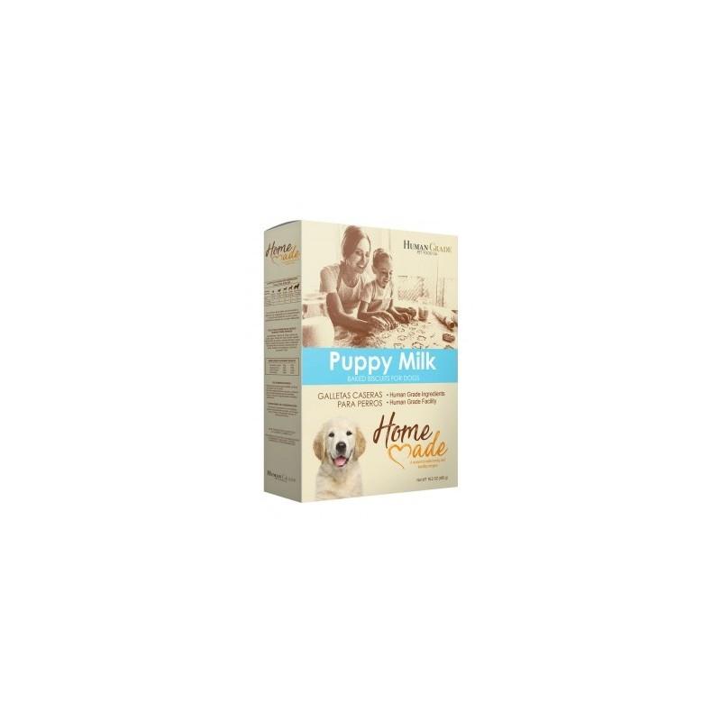 Galletas Human Grade Puppy Milk Snack y Premios
