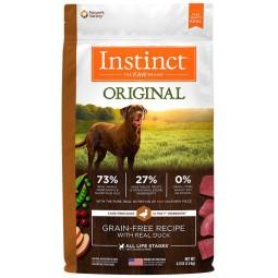 Instinct Canino Pato 1,8Kg ALIMENTO PARA PERROS