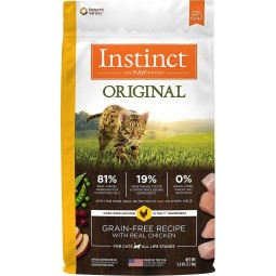 Instinct Pollo para Gatos 2,2Kg