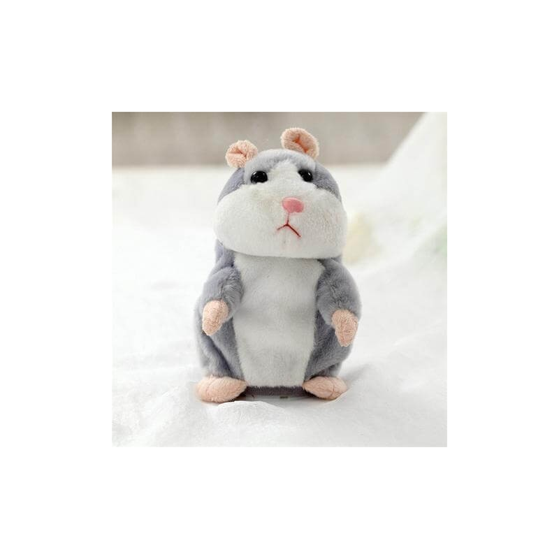 Raton de Peluche que habla