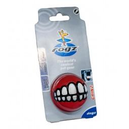 Pelota con dientes Rogz Dogz Small Juguetes