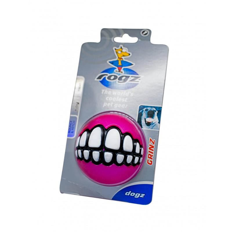Pelota con dientes Rogz Dogz Medium