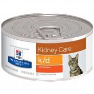 Hills Lata k/d Kidney Care felino