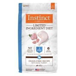 Instinct Limited Pavo para Perro 1,8Kg