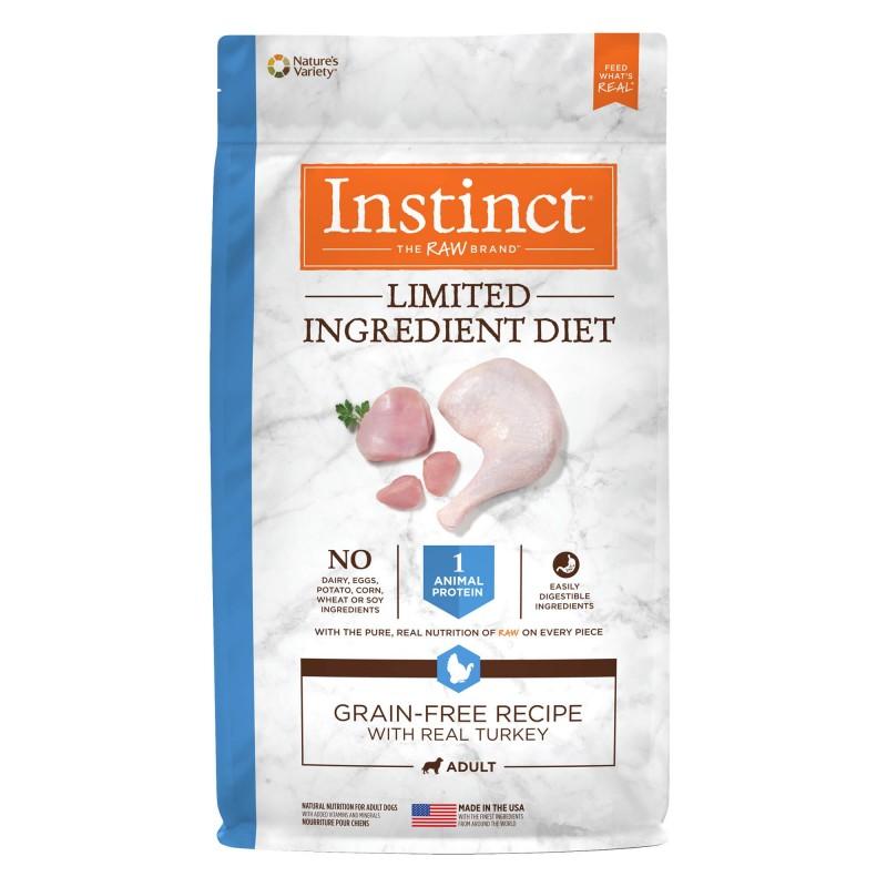 Instinct Limited Pavo para Perros 1,8Kg ALIMENTO PARA PERROS