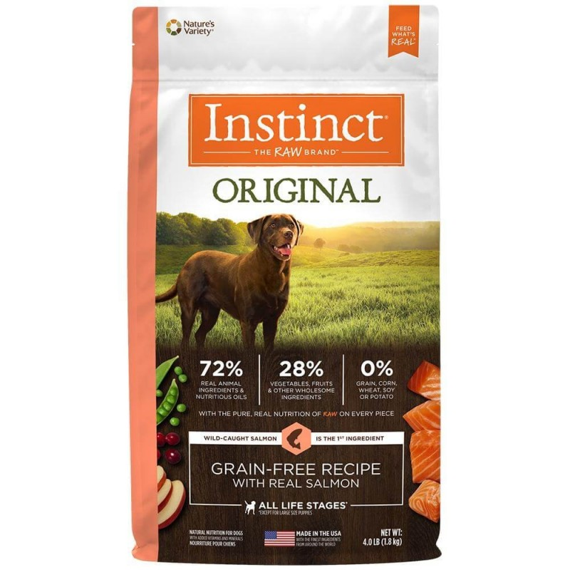 Instinct Canino Salmon 1,8Kg