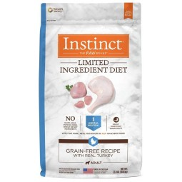 Instinct Limited Pavo para Perros 10Kg