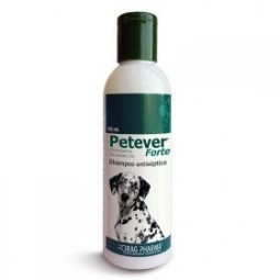 Petever Forte Shampoo 150ml Shampoos Medicados