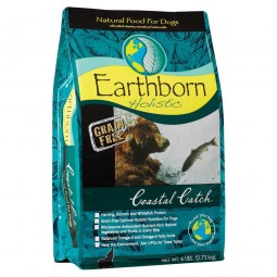 Earthborn Holistic Coastal Catch 2,5Kg Alimentos Holísticos