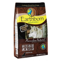 Earthborn Holistic Primitive Natural 2,5Kg