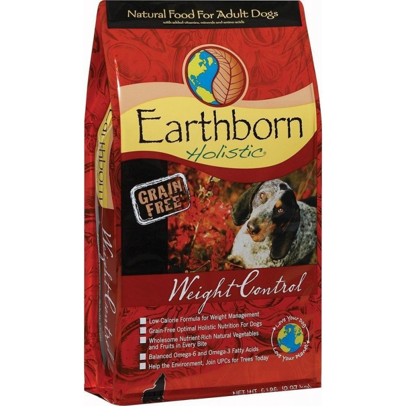 Earthborn Holistic Weight Control 2,5Kg Alimentos Holísticos