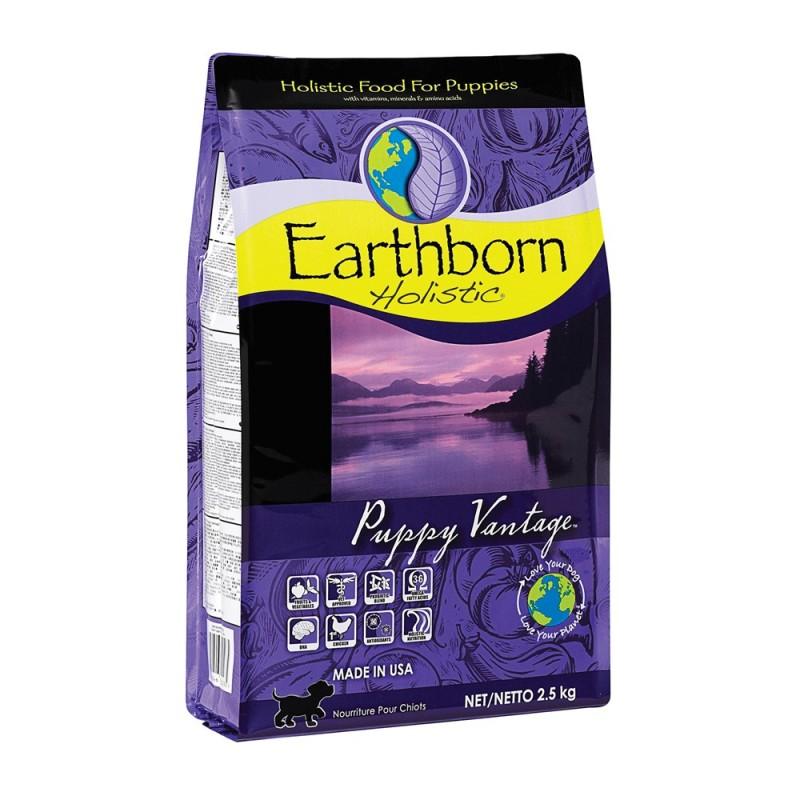 Earthborn Holistic Puppy Vantage 2,5Kg