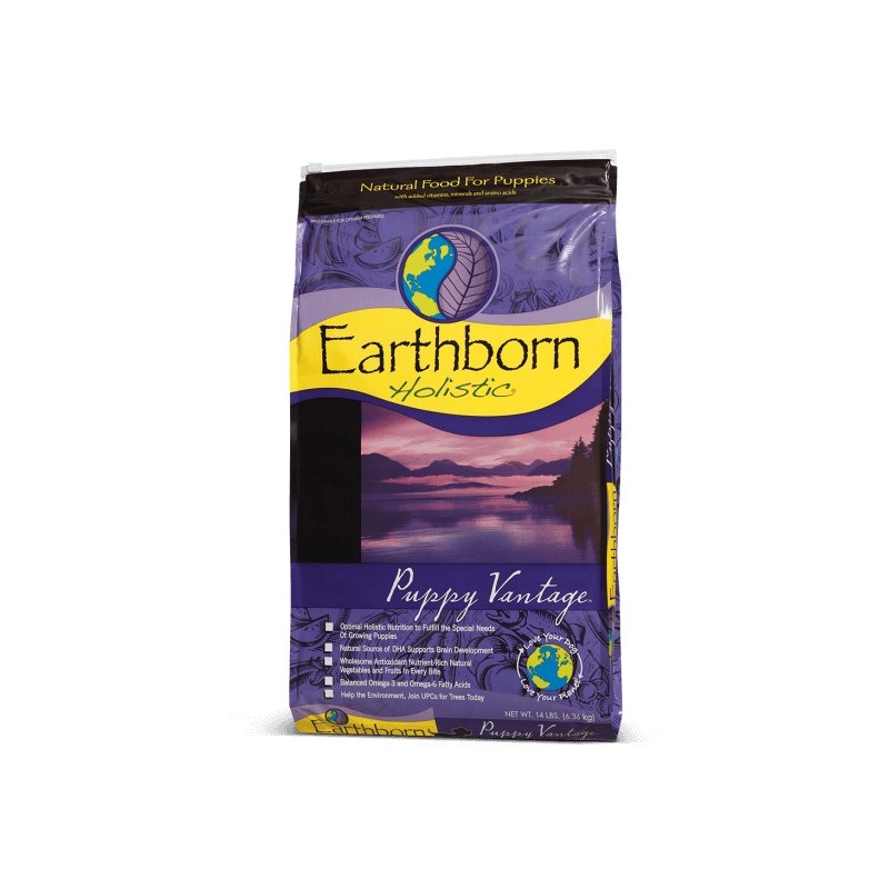 Earthborn Holistic Puppy Vantage 12,7Kg