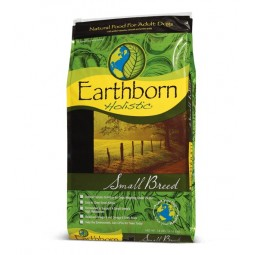 Earthborn Holistic Small Breed 2,5Kg Alimentos Holísticos