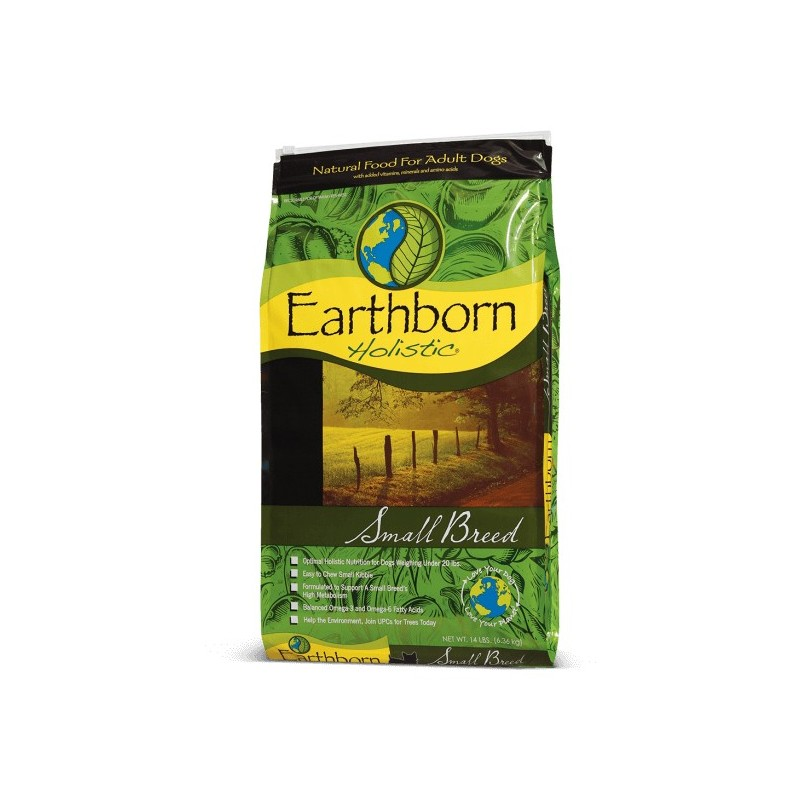 Earthborn Holistic Small Breed 2,5Kg