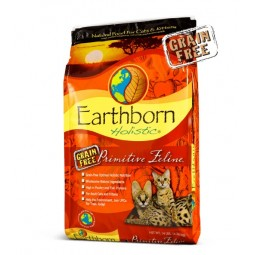 Earthborn Holistic Primitive Feline 6,36Kg