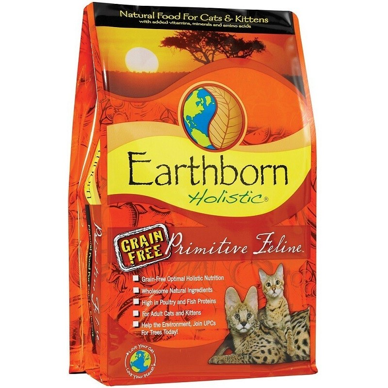 Earthborn Holistic Primitive Feline 2,27Kg