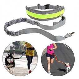 Kit de running canicross para perros