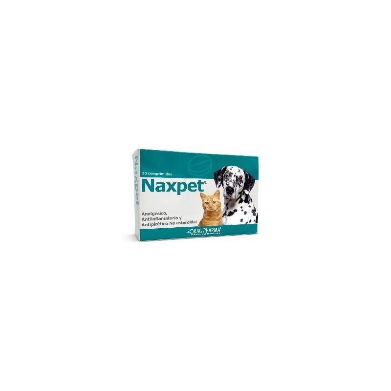 Naxpet 10mg Comprimidos