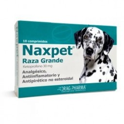 Naxpet Raza Grande Comprimidos 30mg