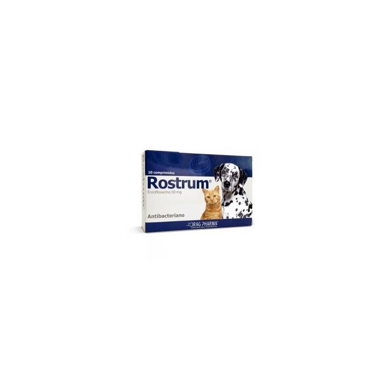 Rostrum 50mg Comprimidos