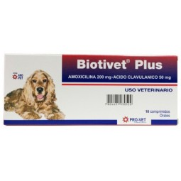 Biotivet Plus 10 Comprimidos